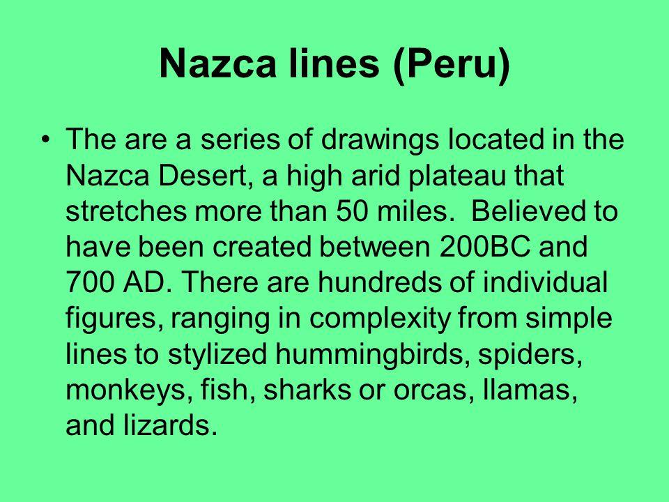 Nazca lines (Peru)