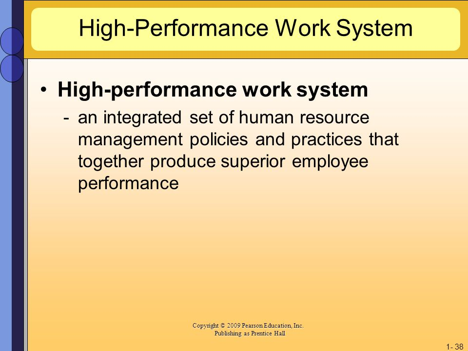 High-Performance Work System