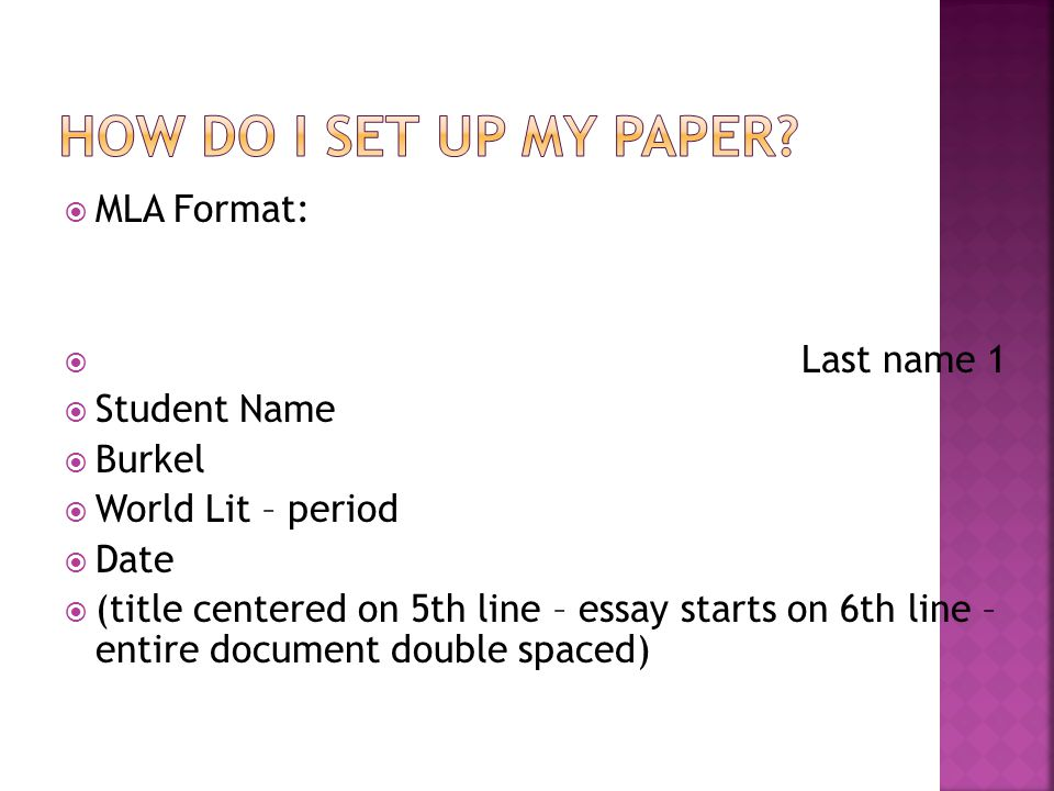 Lost names essay papers