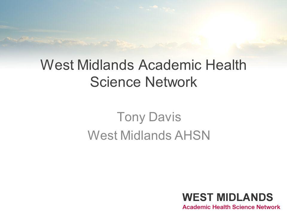 West Midlands Academic Health Science Network