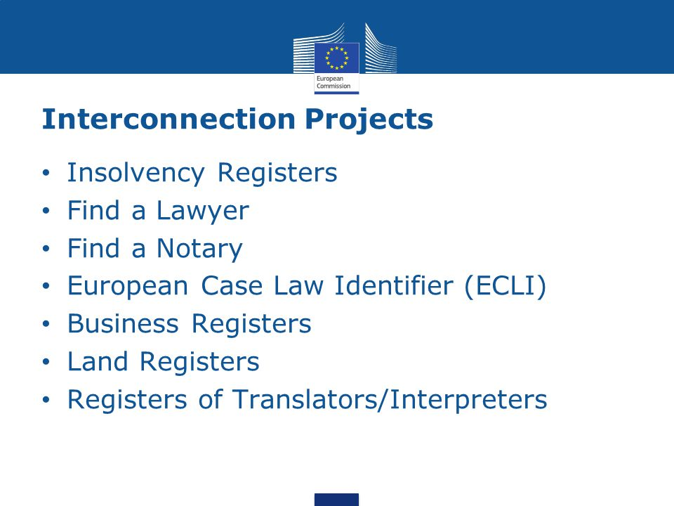 Interconnection Projects