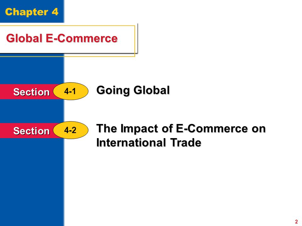 The Impact of E-Commerce on International Trade