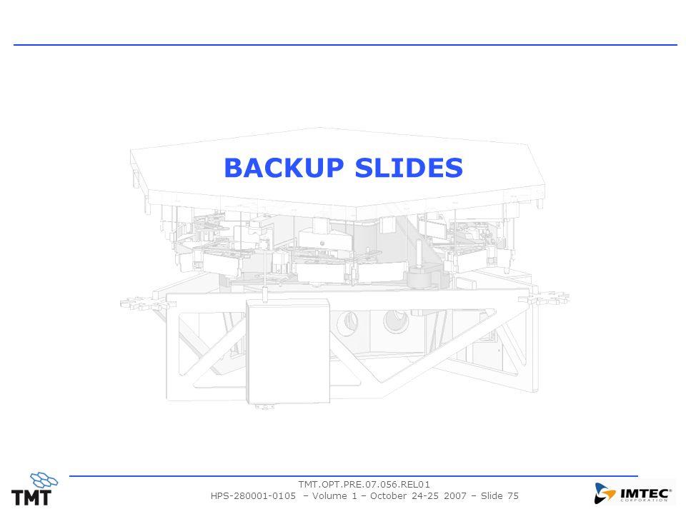 HPS-280001-0105 – Volume 1 – October 24-25 2007 – Slide 75