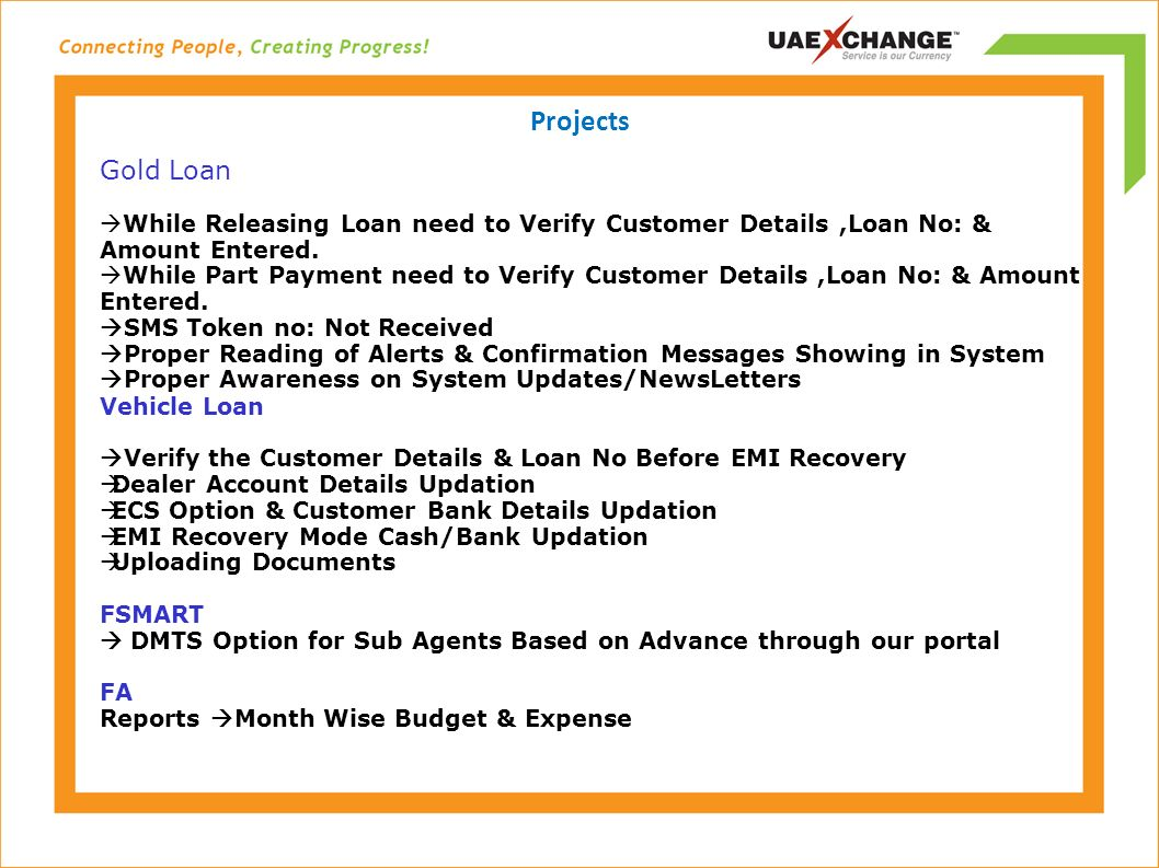 Projects Gold Loan. While Releasing Loan need to Verify Customer Details ,Loan No: & Amount Entered.