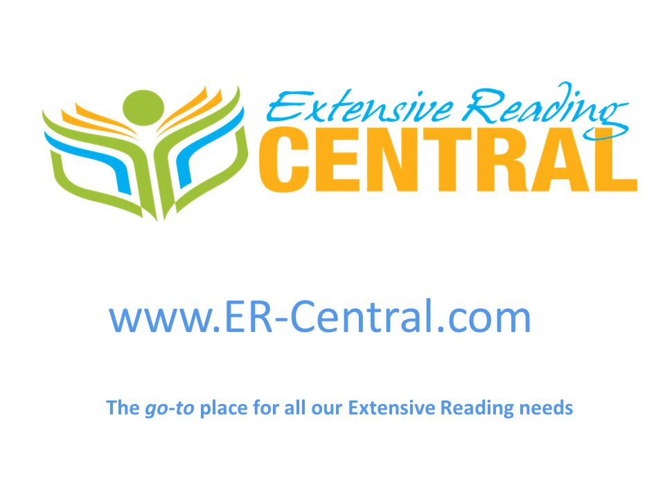 The go-to place for all our Extensive Reading needs