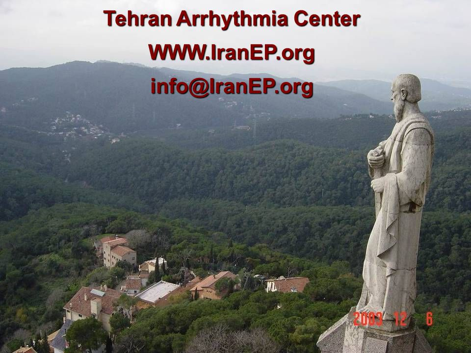 Tehran Arrhythmia Center