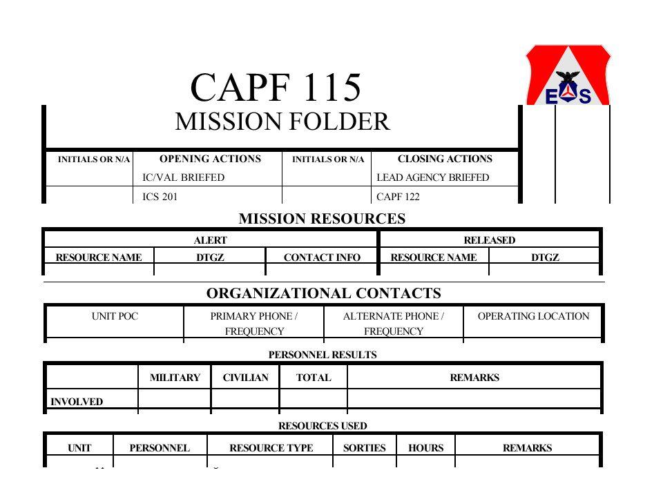 CAPF 115