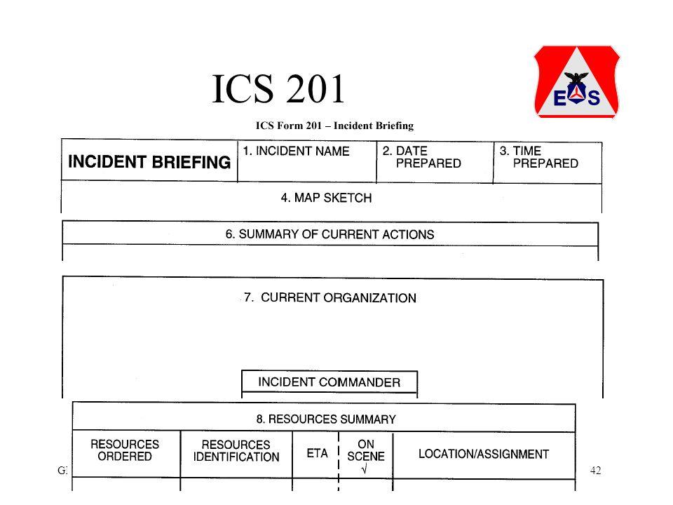 ICS 201