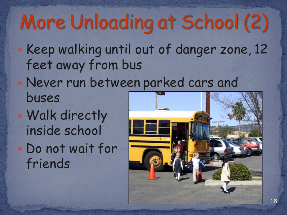 More Unloading at School (2)