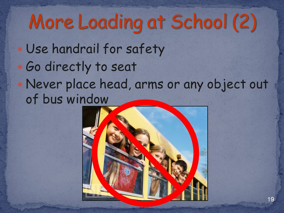 More Loading at School (2)