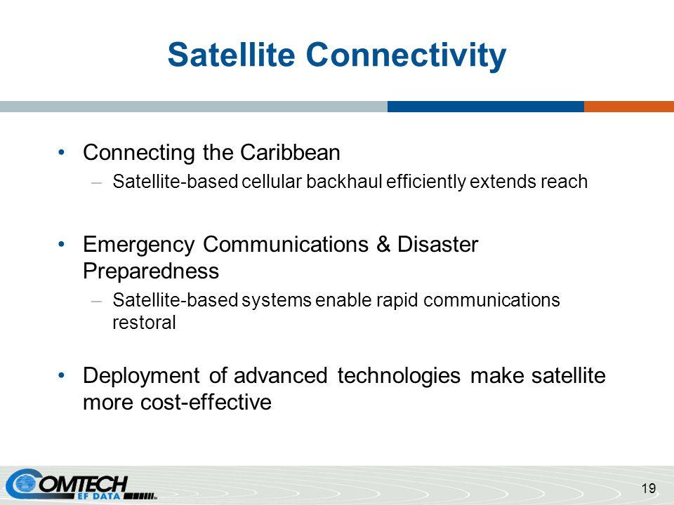 Satellite Connectivity