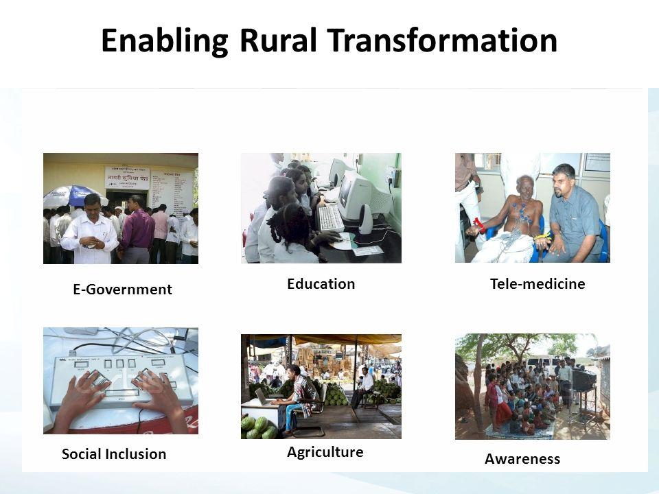 Enabling Rural Transformation