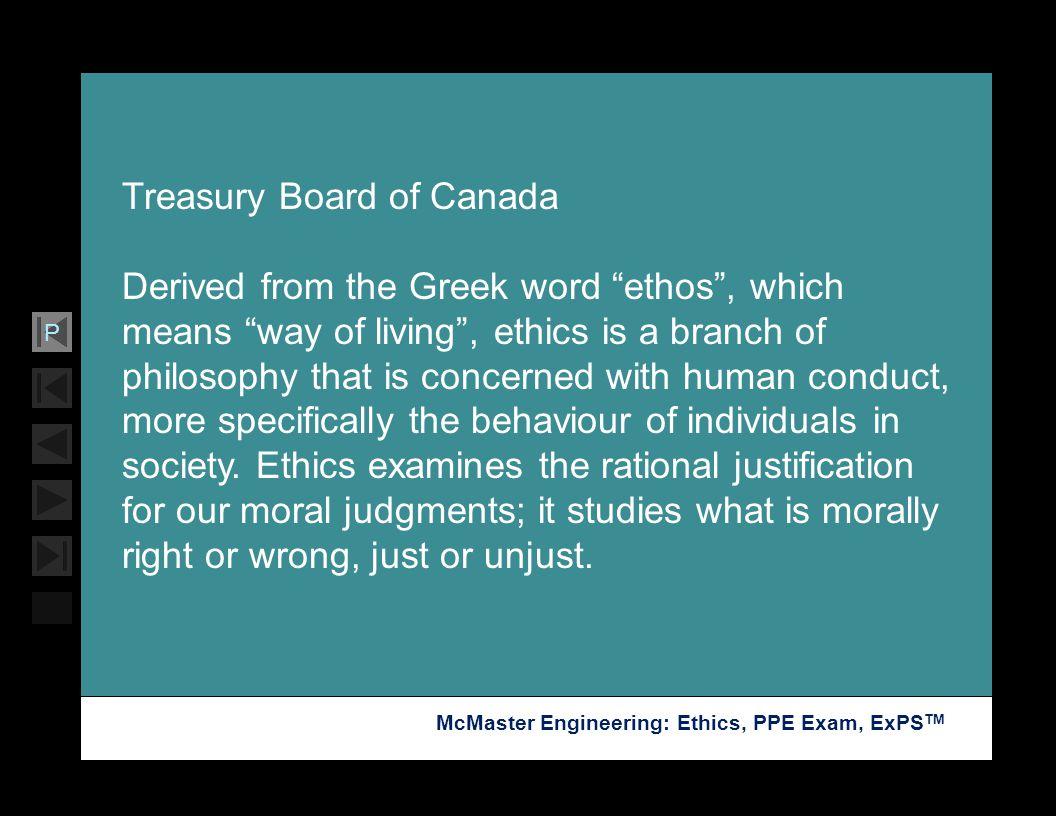 Treasury Board of Canada