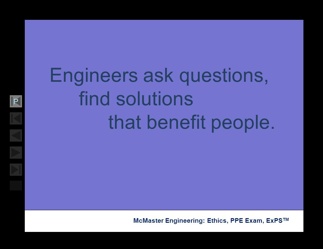 Engineers ask questions, find solutions