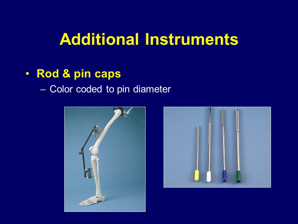 Additional Instruments
