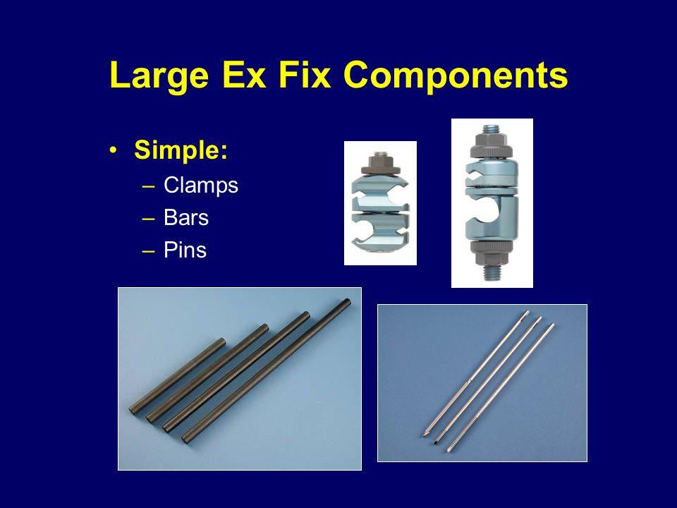 Large Ex Fix Components