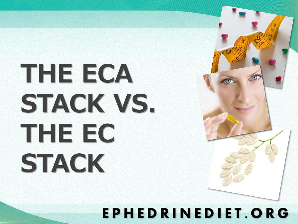 THE ECA STACK VS. THE EC STACK
