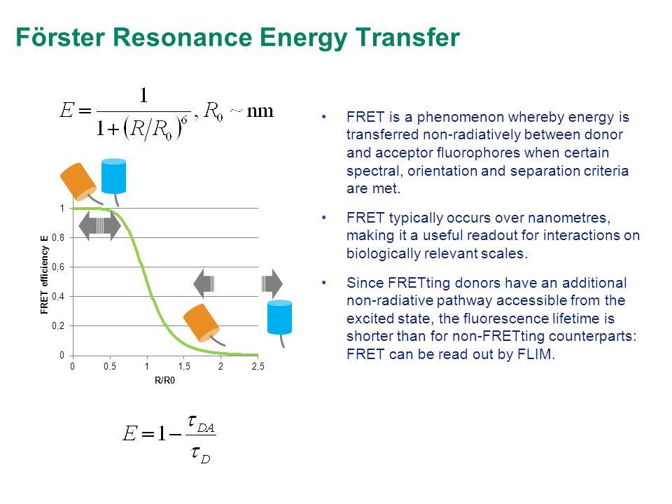 Förster Resonance Energy Transfer