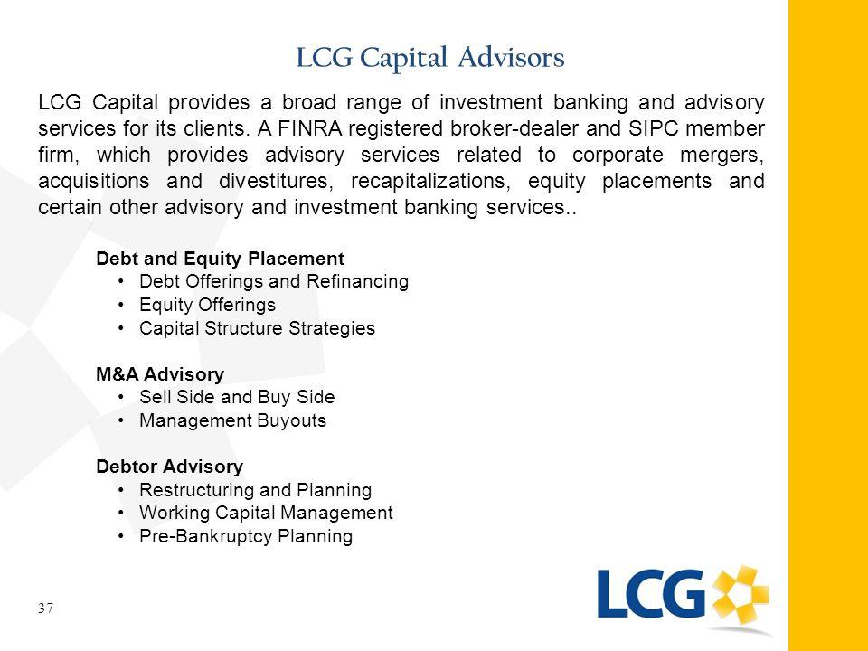 LCG Capital Advisors