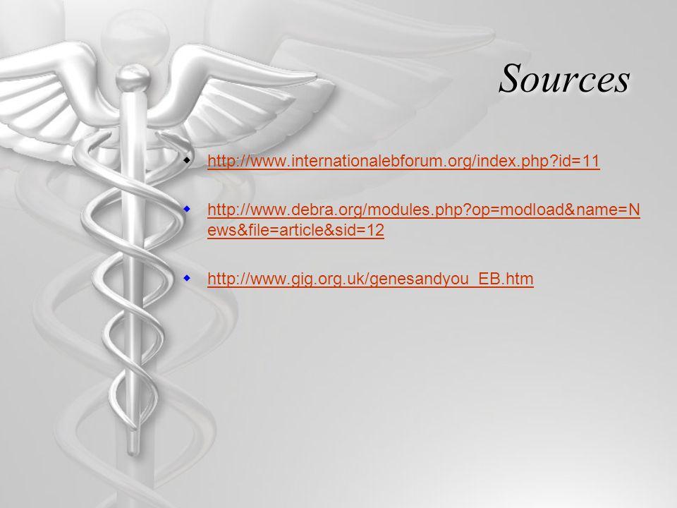 Sources http://www.internationalebforum.org/index.php id=11