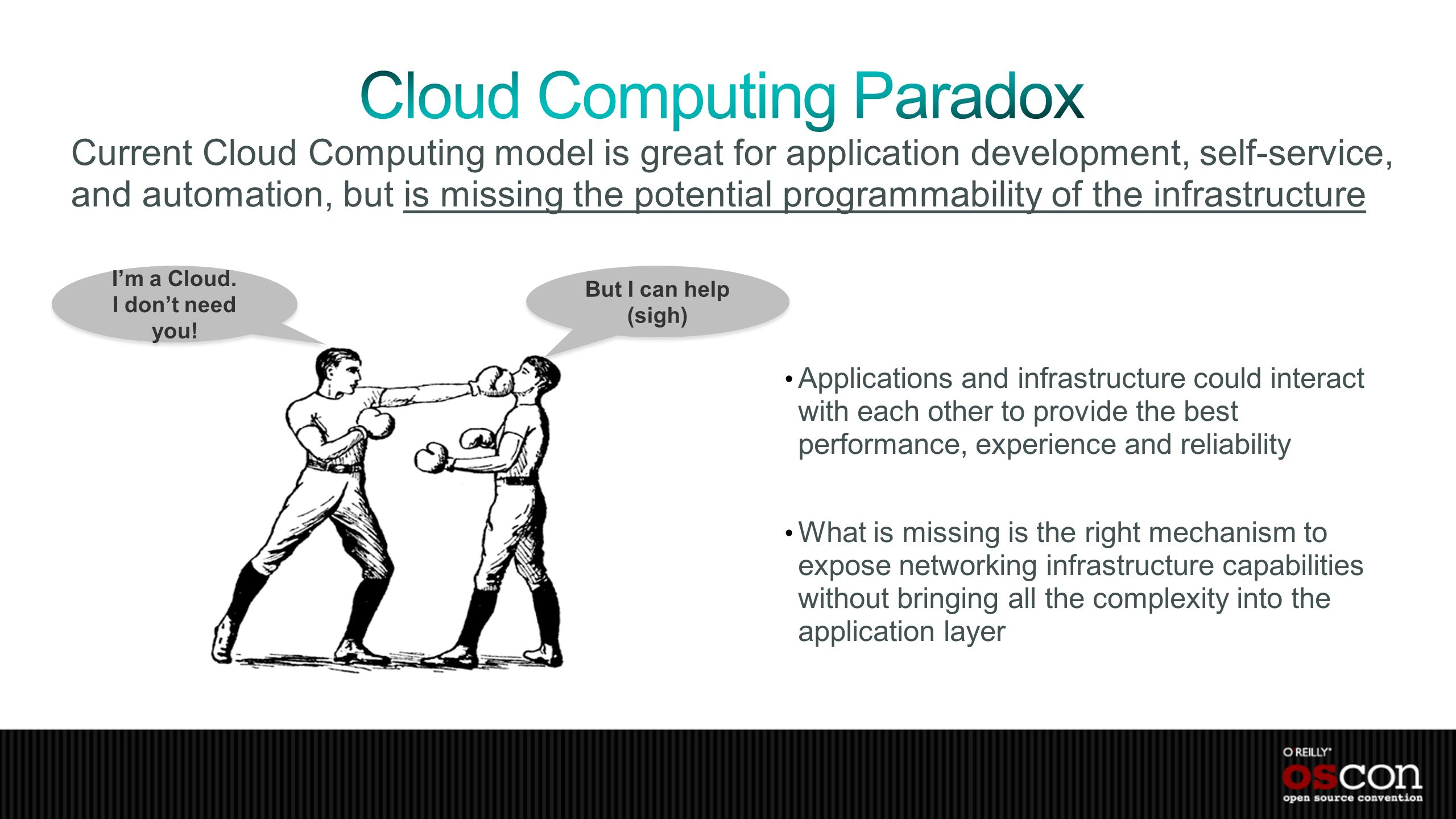 Cloud Computing Paradox