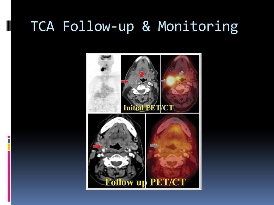 TCA Follow-up & Monitoring