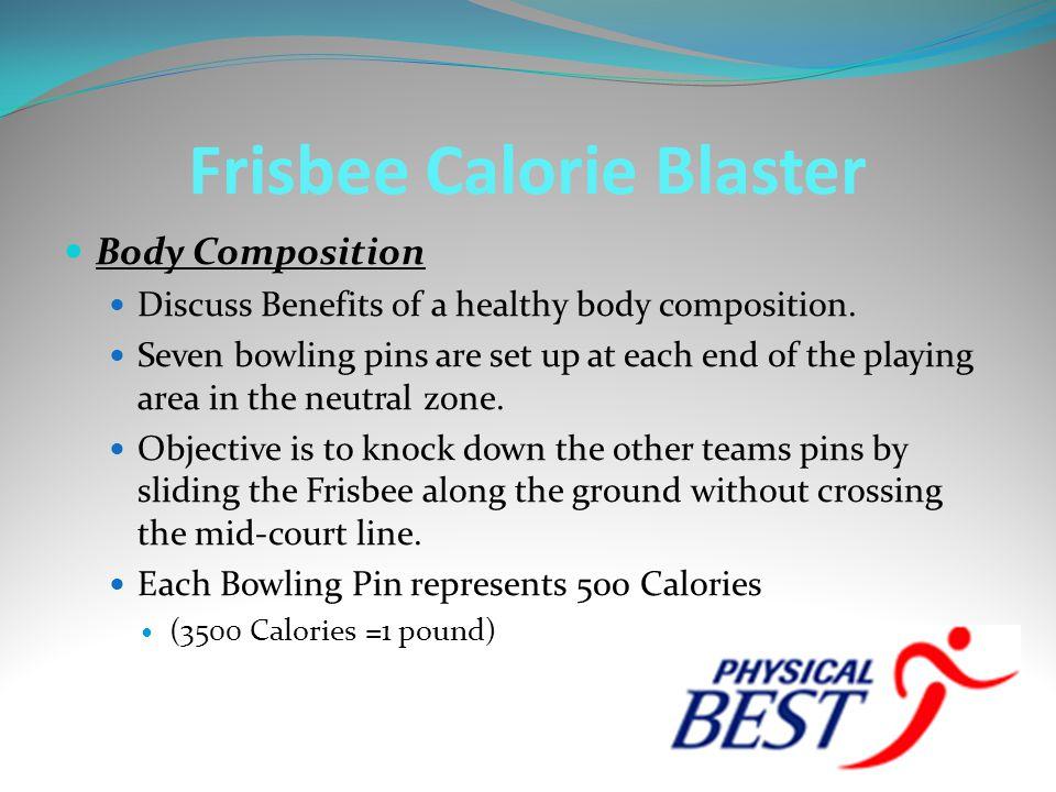 Frisbee Calorie Blaster