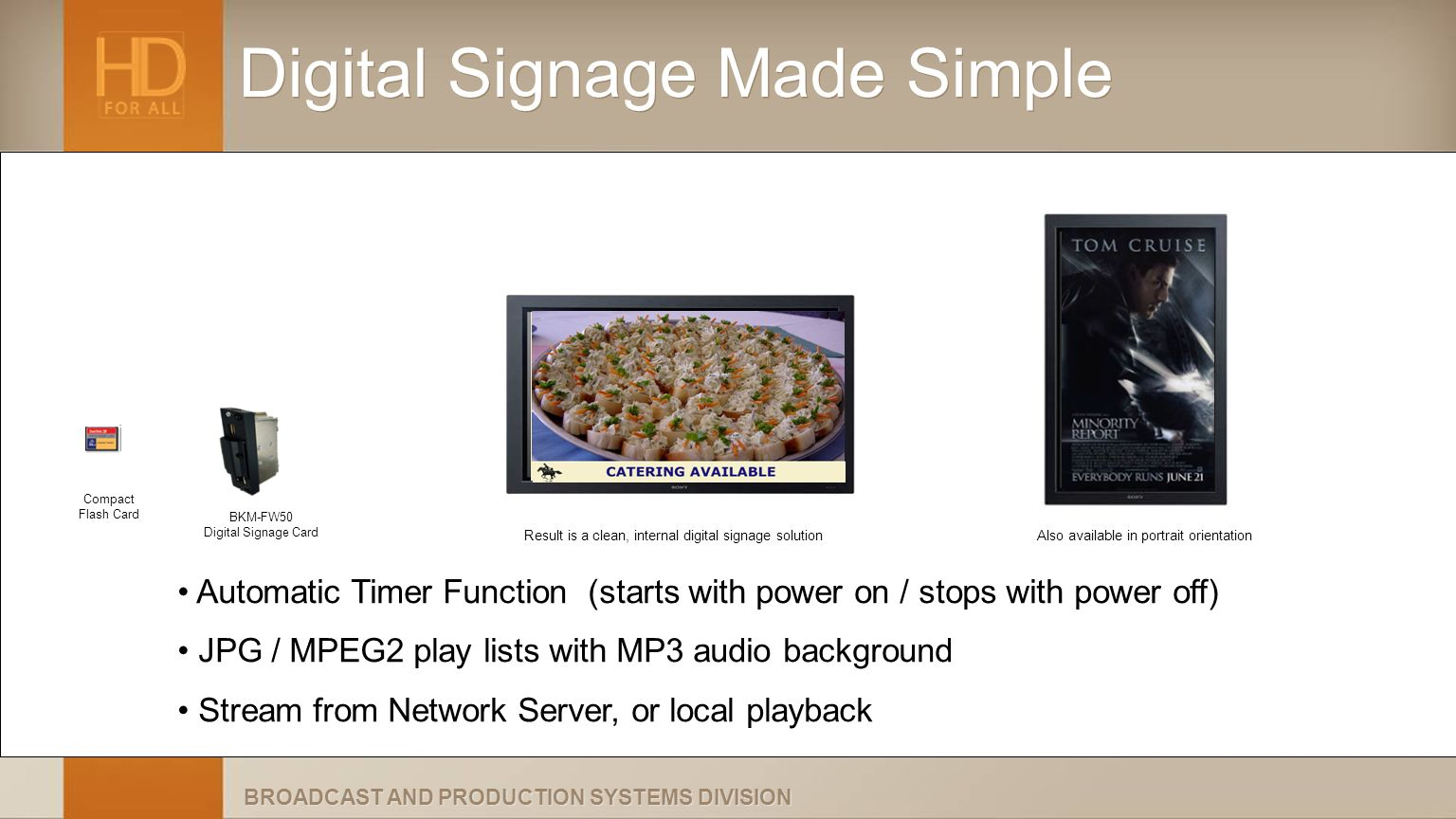 Digital Signage Made Simple