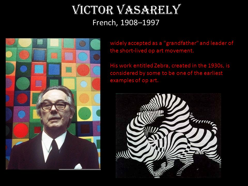 Victor Vasarely French, 1908–1997