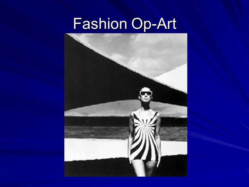 Fashion Op-Art