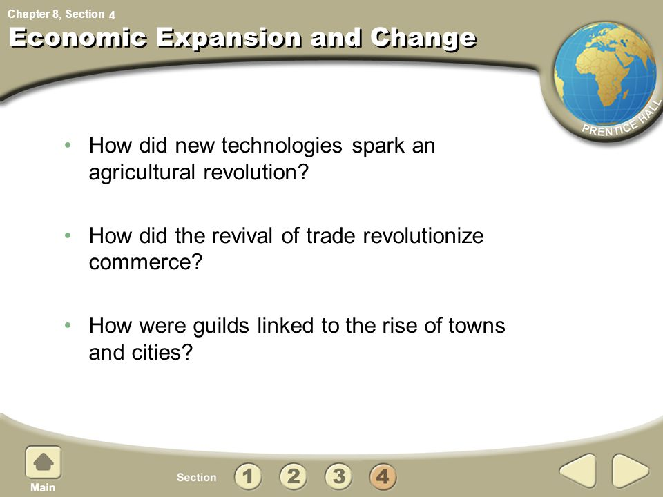 Economic Expansion and Change