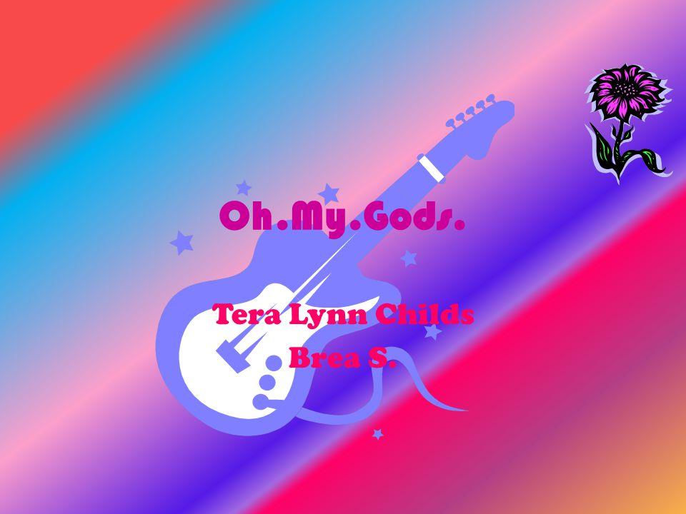 Oh.My.Gods. Tera Lynn Childs Brea S.