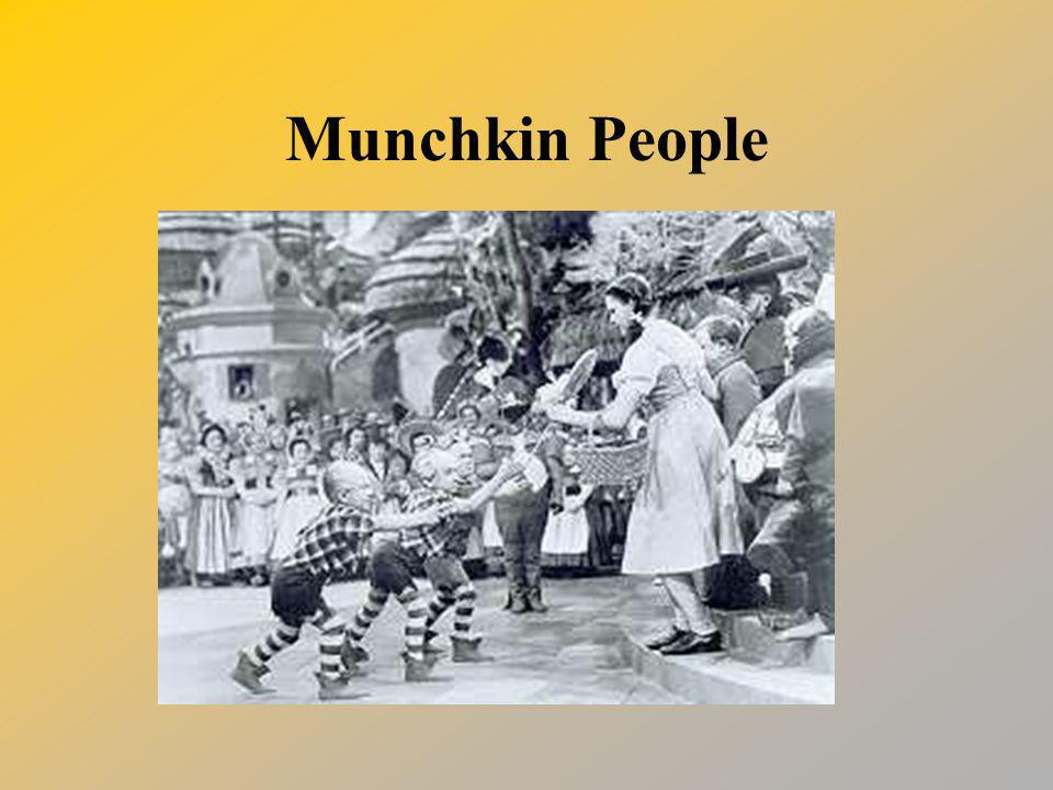 Munchkin People