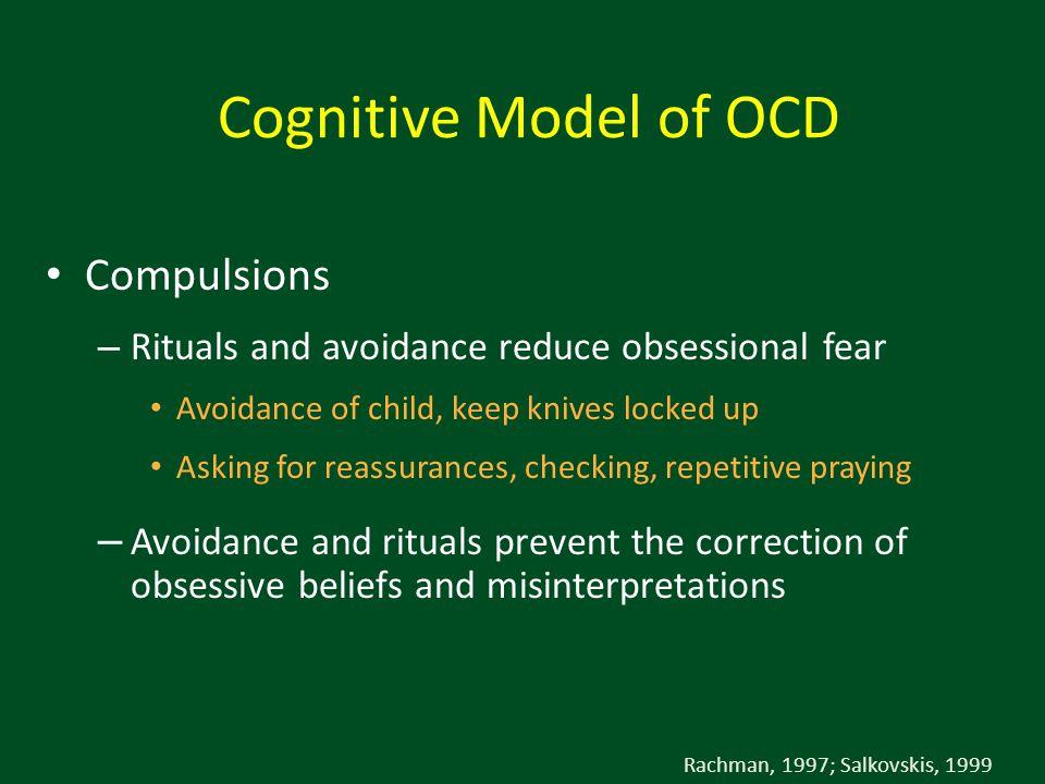 Cognitive Model of OCD Compulsions