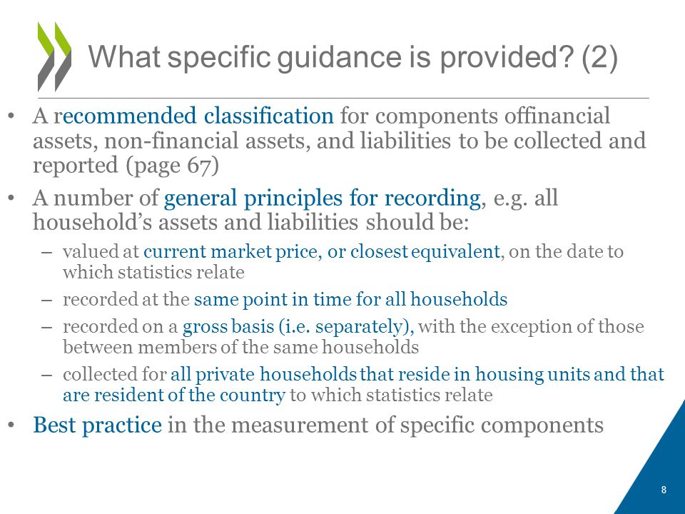 What specific guidance is provided (2)