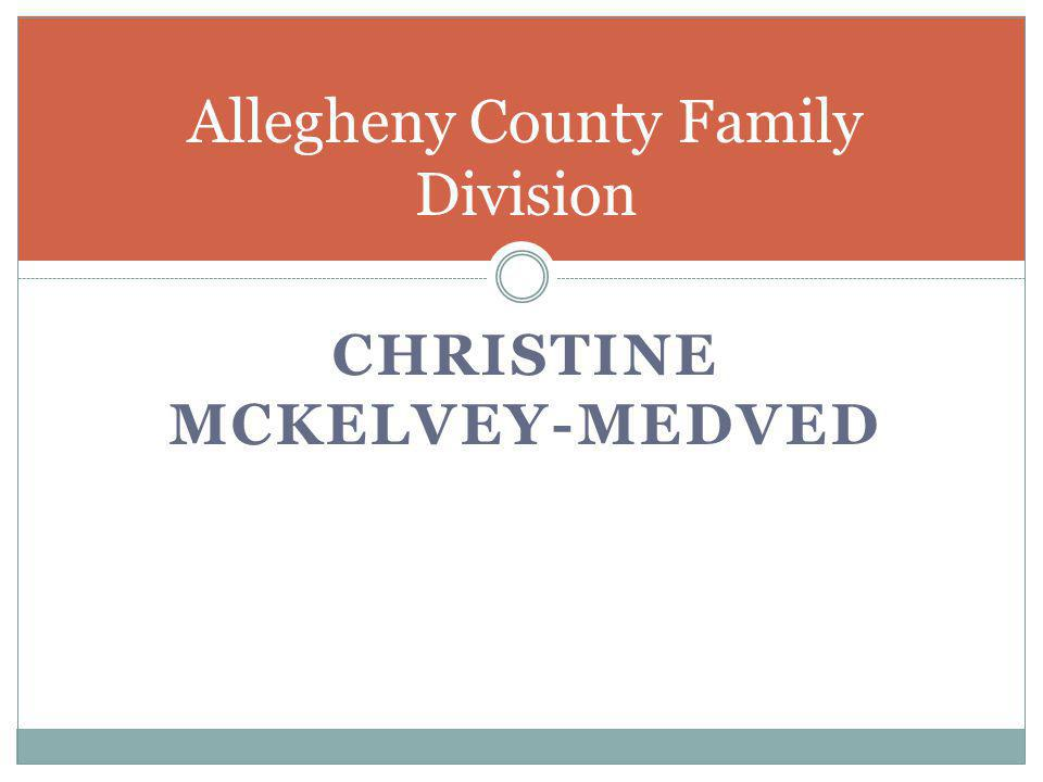 Allegheny County Family Division
