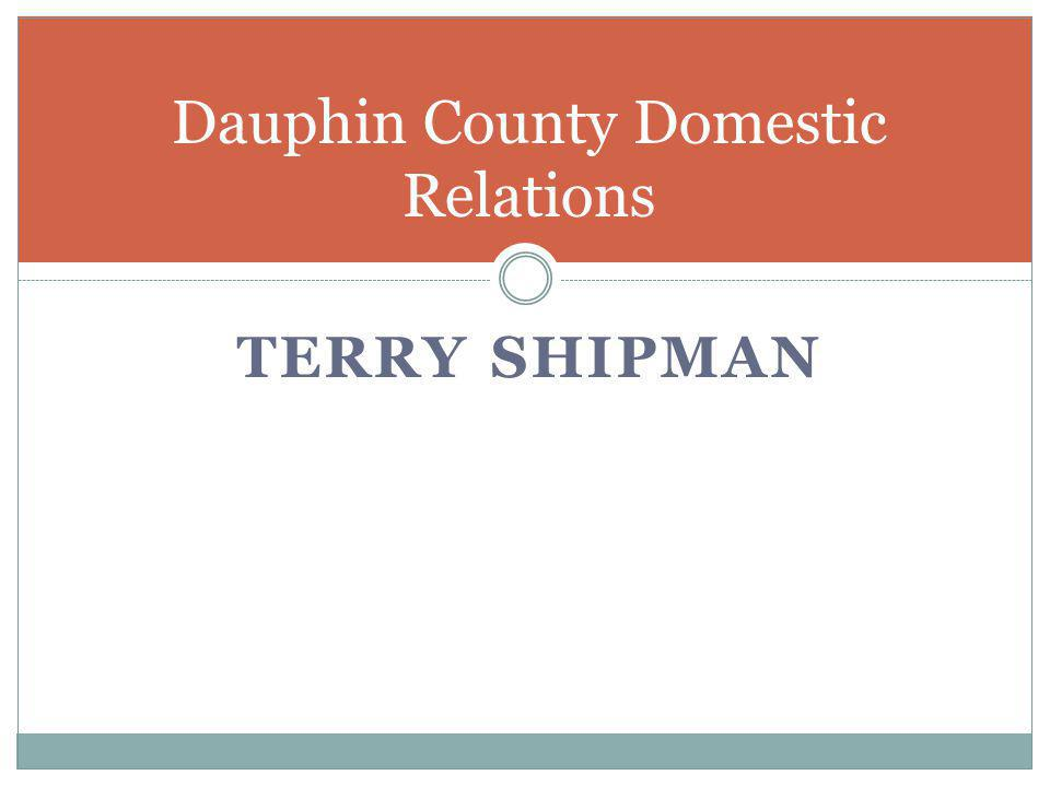 Dauphin County Domestic Relations