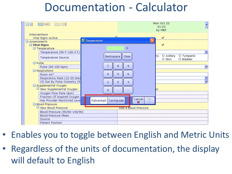 Documentation - Calculator