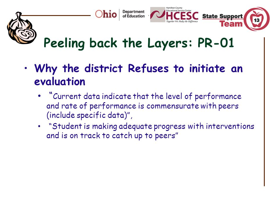 Peeling back the Layers: PR-01