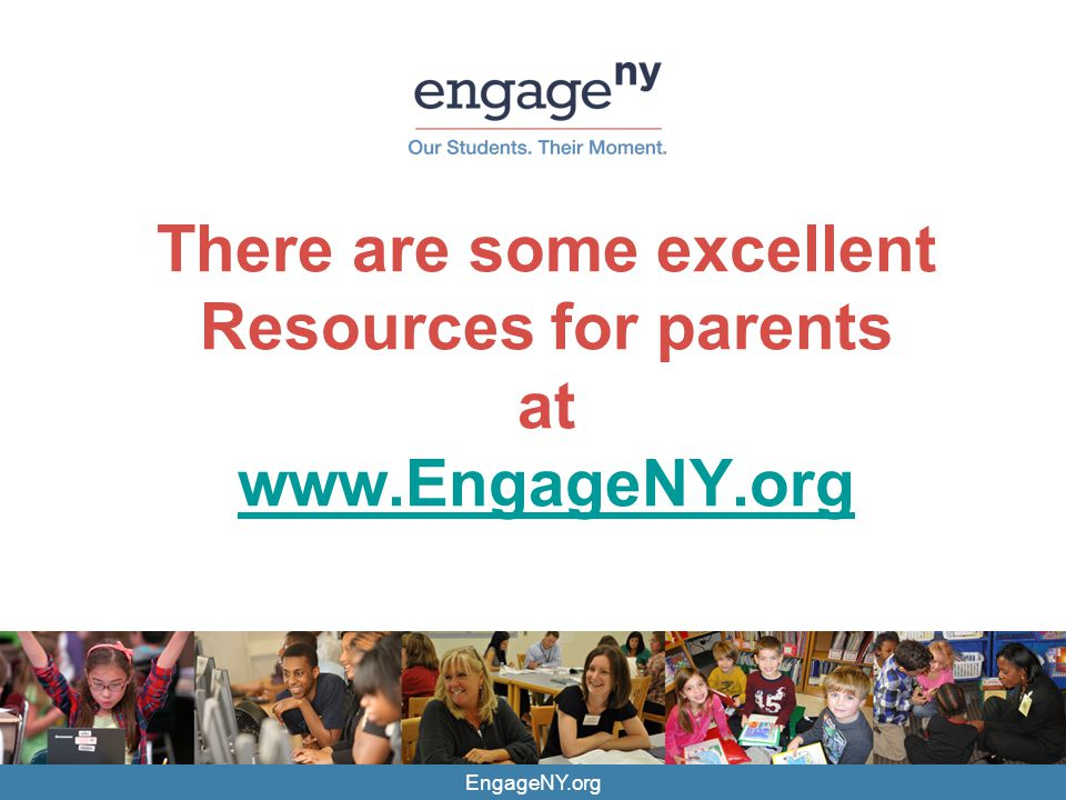 There are some excellent Resources for parents at www.EngageNY.org
