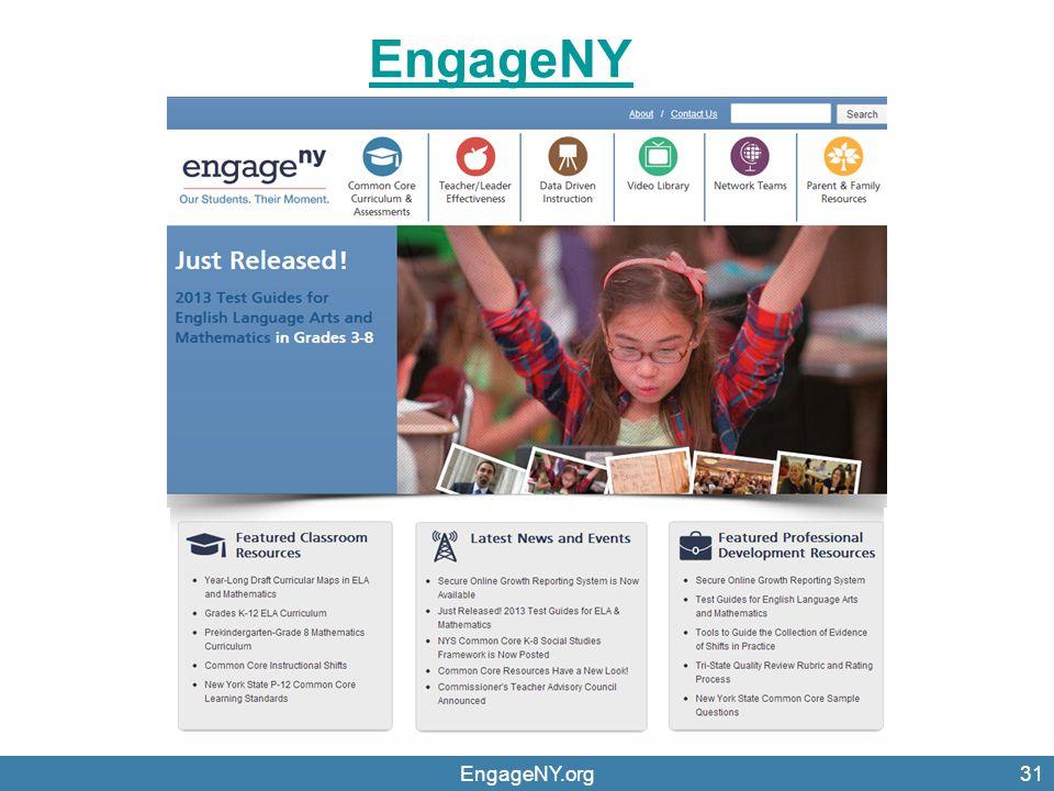 EngageNY EngageNY.org