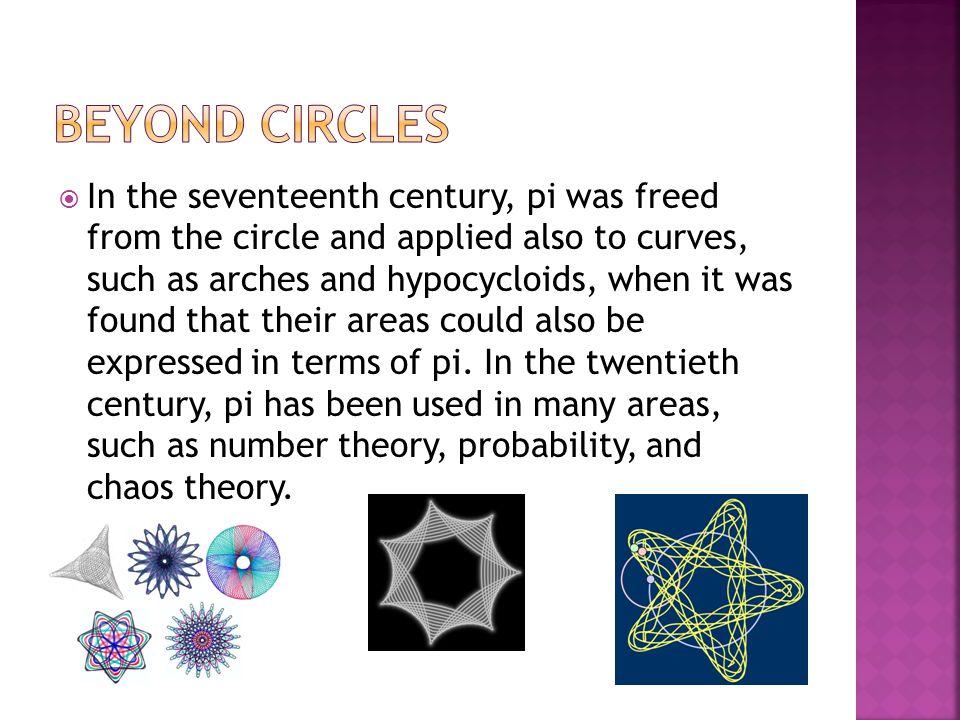 Beyond Circles