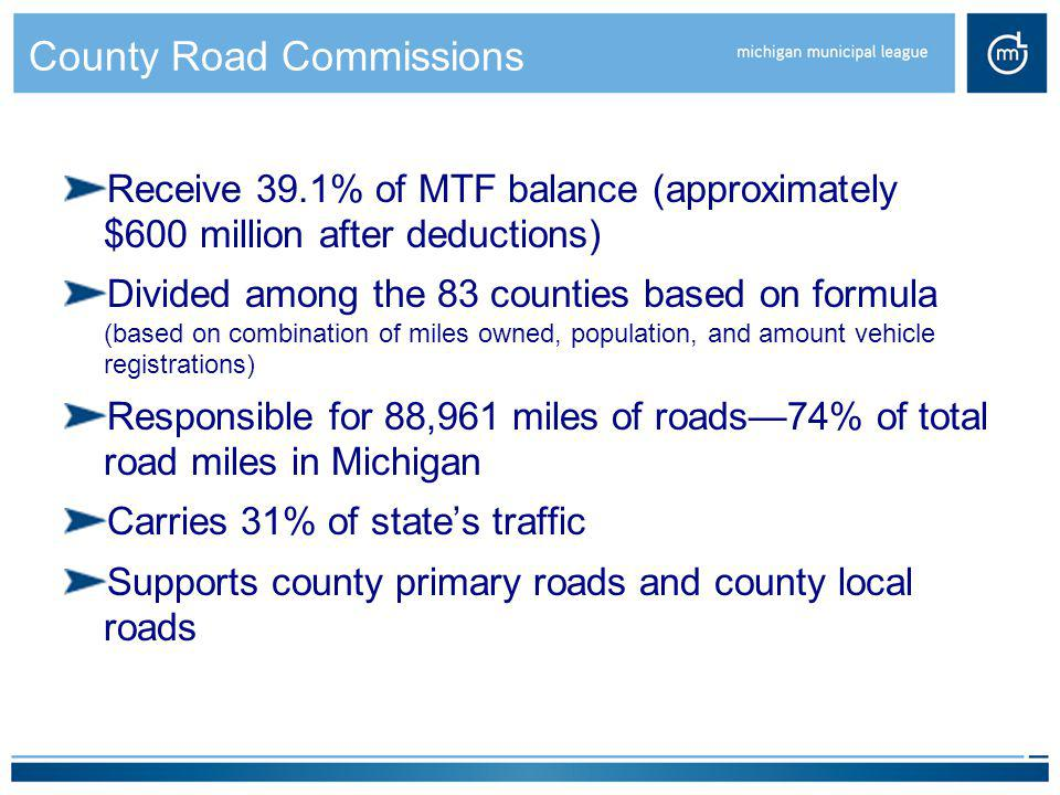 County Road Commissions