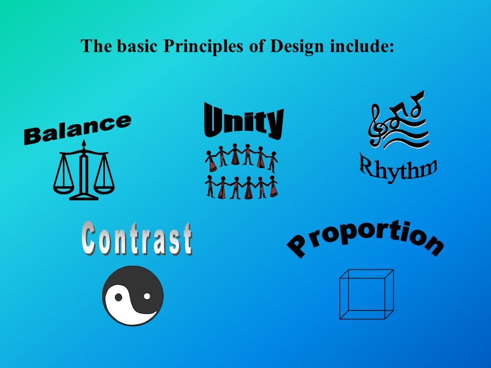 Principles Of Design Contrast : Elements and principles of design ppt video online download