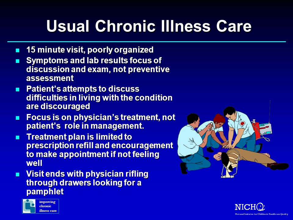 Usual Chronic Illness Care