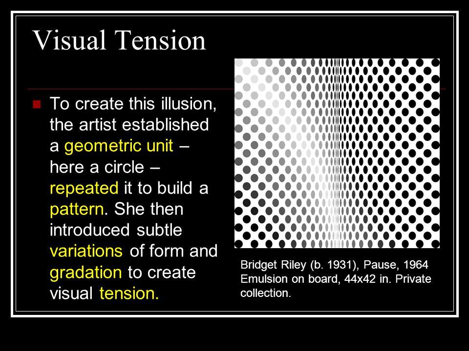 Visual Tension