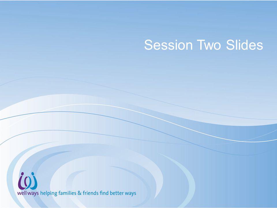 Session Two Slides