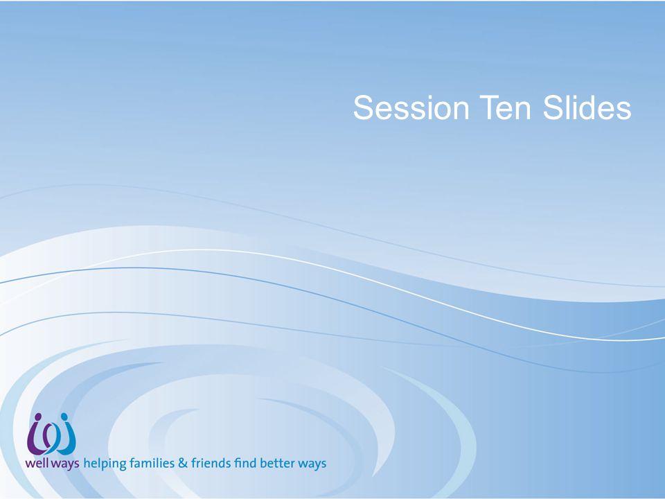 Session Ten Slides