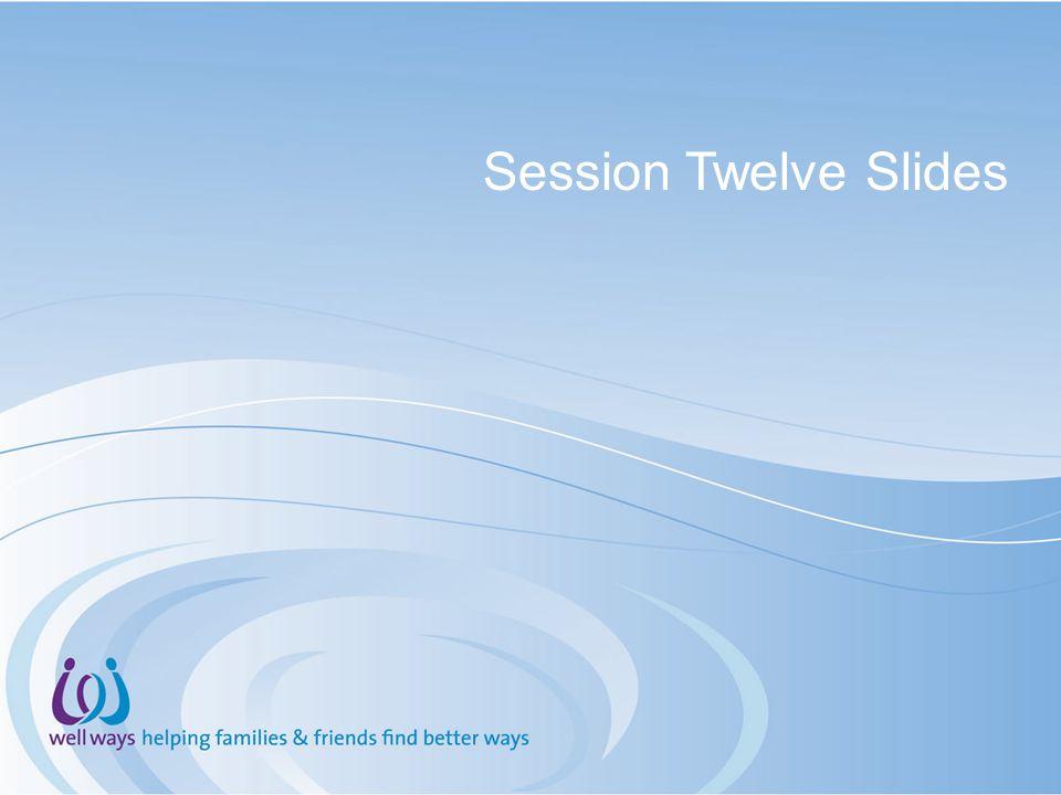 Session Twelve Slides