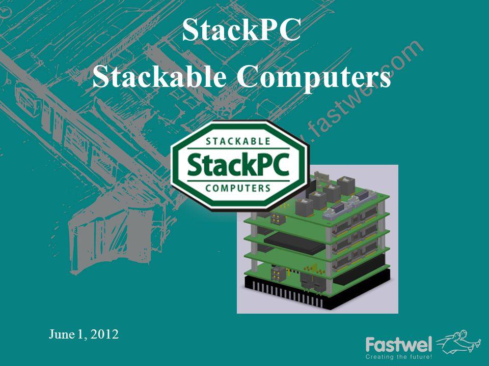 StackPC Stackable Computers